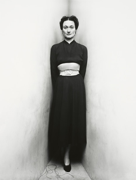 wallis windsor by irving penn