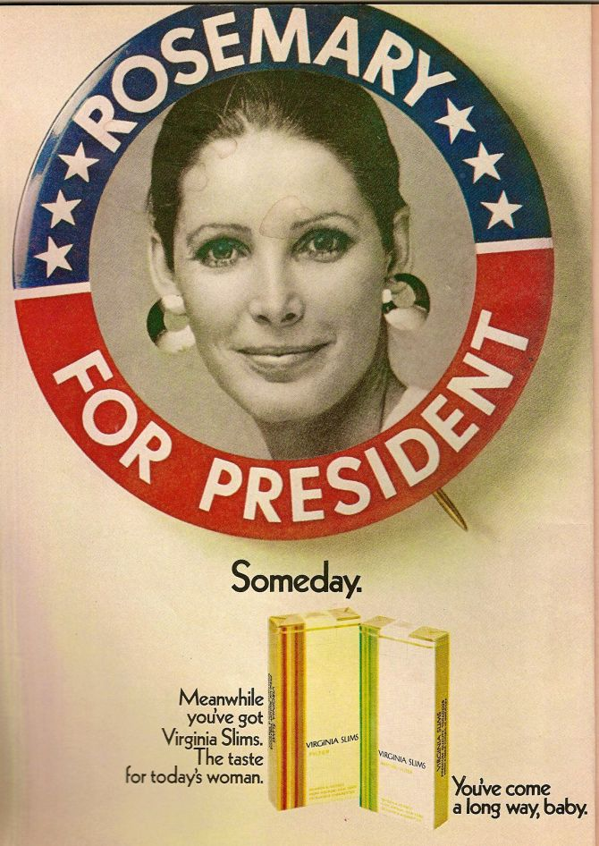 rosemary for president 70 fj