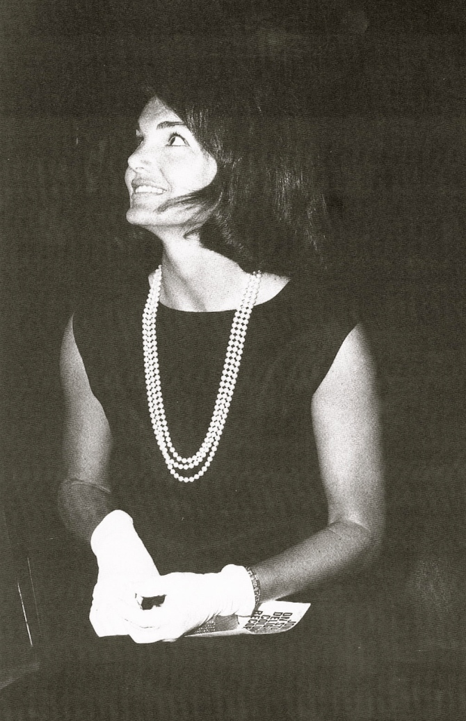6 Jacqueline Kennedy 1965