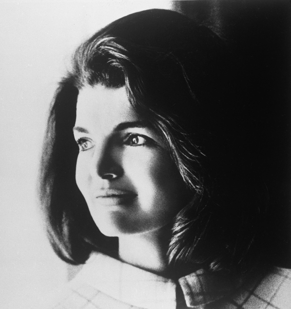 Portrait Of Jacqueline Onassis