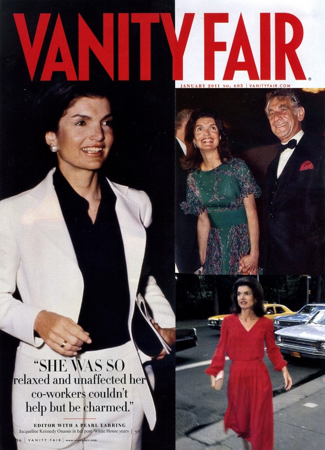 2011-01.Vanity Fair.Jackie Kennedy
