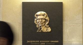 jackie plaque