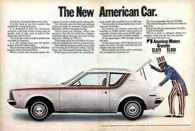 1970GremlinIntroAd