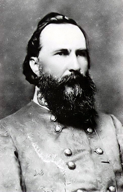 gen. james longstreet, 1860(ish)-something