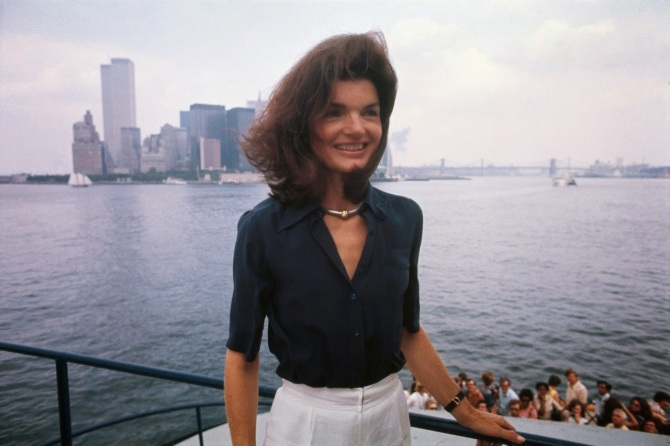 Jackie Kennedy Onassis in the 1970s (2)