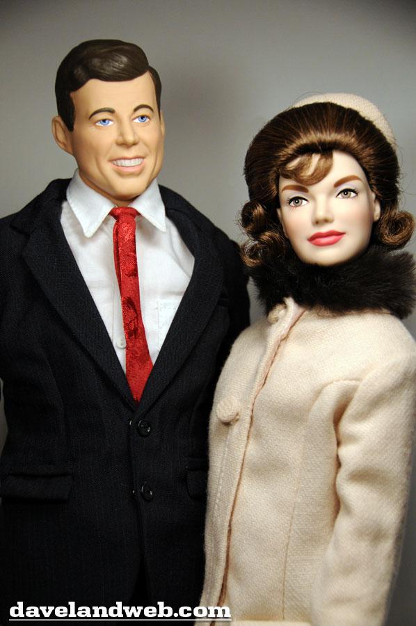 kennedy dolls
