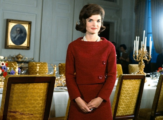 1962 Tour of the White House, Jacqueline Kennedy © Copyright CBS Broadcasting Inc. All Rights Reserved Credit: CBS Photo Archive