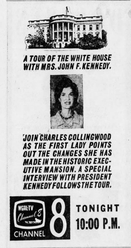 Lebanon Daily News, Pennsylvania, 14 February 1962
