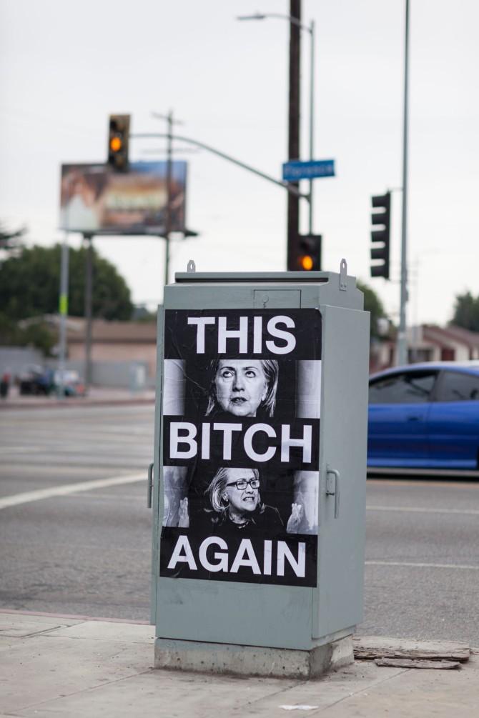 L.A., october 2014