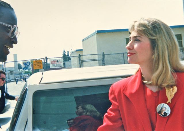 Hillary-with-PWA-in-1991-